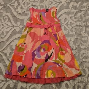 Baby Gap Toddler size 2T colorful dress